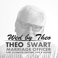 Theo Swart, Marriage Officer